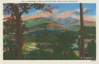 A Panoramic View in the Southern Appalachian Mountains (576)