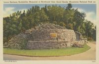 Laura Spelman Rockefeller Memorial at Newfound Gap, Great Smoky Mountains National Park (243)