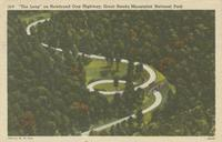 """The Loop"" on Newfound Gap Highway, Great Smoky Mountains National Park (204)"