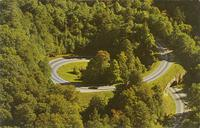 The Loop-Over - U. S. 441 - Great Smoky Mountains National Park (GS-240)