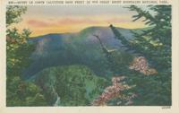 Mount Le Conte (Altitude 6600 Feet) in the Great Smoky Mountains National Park (436)