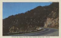 Newfound Gap Highway thru Great Smoky Mountains National Park (98-D-20)