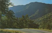 Highway U. S. 441 in the Great Smoky Mountains National Park (GS-364)