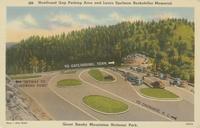 Newfound Gap Parking Area and Laura Spelman Rockefeller Memorial Great Smoky Mountains National Park (228)