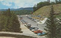 Newfound Gap Parking Area - Great Smoky Mountains National Park (GS-442)
