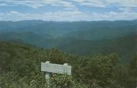 Mile High Overlook - Great Smoky Mountains National Park (CM-8)
