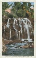 Silvery Waterfalls, near Elkmont Great Smoky Mountains National Park, Tenn.-N.C. (19)