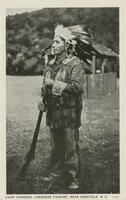 Chief Saunook, Cherokee Pageant, Near Asheville, N.C.
