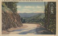 Skyway to Clingman's Dome, Great Smoky Mountains National Park