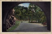 Lower Tunnel, The Great Smoky Mountains National Park