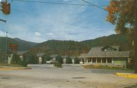 Hemlock Motel Gatlinburg, Tenn. On U. S. 441 near entrance to the Great SMoky Mountains National Park