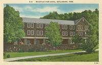 Mountain View Hotel, Gatlinburg, Tenn. (G-12)