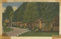 Ogle's Creek Bend Cabins, Gatlinburg, Tenn.