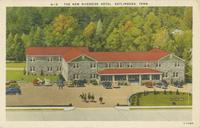 The New Riverside Hotel, Gatlinburg, Tenn. (G-6)