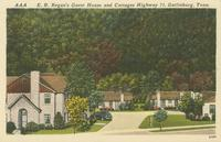 E. B. Regan's Guest House and Cottages Highway 71, Gatlinburg, Tenn. (AAA)