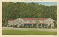 New Riverside Hotel, Gatlinburg, Tenn. (N-413)
