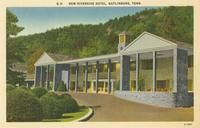 New Riverside Hotel, Gatlinburg, Tenn. (G-11)
