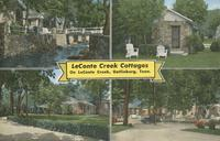 LeConte Creek Cottages On LeConte Creek, Gatlinburg, Tenn.