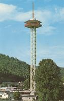 The Space Needle - Gatlinburg, Tennessee (GS-498)
