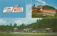 Vacation Lodge Motel Route U. S. 441 Pigeon Forge, Tennessee