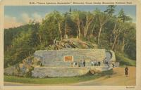 """Laura Spelman Rockefeller"" Memorial, Great Smoky Mountains National Park (K-36)"