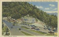 Newfound Gap and Rockefeller Memorial, Great Smoky Mountains National Park (C-24)