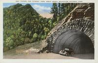 Tunnel and Chimney Tops, Great Smoky Mountains National Park (522)