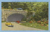 The Tunnel, Newfound Gap Highway, Tennessee (563)
