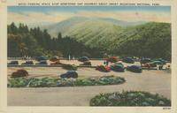 Parking Space atop Newfound Gap Highway, Great Smoky Mountains National Park (N270)