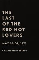 The Last of the Red Hot Lovers