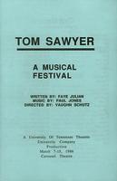 Tom Sawyer: A Musical Festival