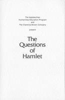 The Questions of Hamlet