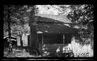 Unidentified cabin