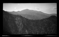 View of Mount Le Conte from Charlies Bunion