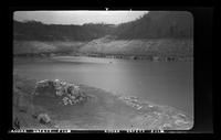 Norris Dam and Lake, Low Water