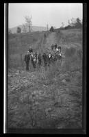 Untitled Group on hill (Negative 9)