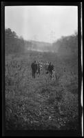 Untitled Group on trail (Negative 24)