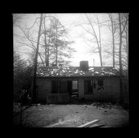 Chattanooga Tennessee, cabin, house being torn down (8 of 12)