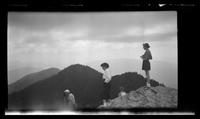 Cliff Top on Mount Le Conte