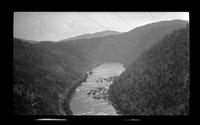 Little TN River and Ry Road below Cheoah Dam (Negative 11)