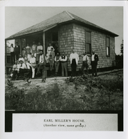 Earl Miller's House (Another view, same group.)
