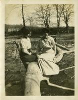 Annie Johnson, Alma Wilkes