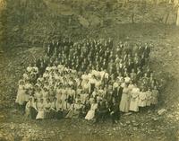 Ruskin-Cave College 1911-1912