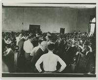 Scene at the Time of Sentencing