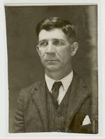 Squire Bert Wilbur, railway express man