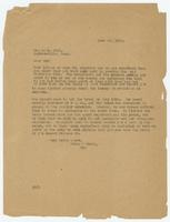 Letter from Hicks & Hicks to R.L. Boyd