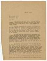 Letter from Hicks & Hicks to W.P. Gordon