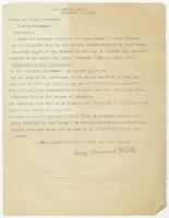 Letter from May Barnard Wiltse to Hicks & Hicks