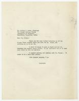 Letter from Sue K. Hicks to Alfred K. Guthe