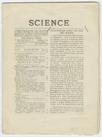 """Science"" magazine"